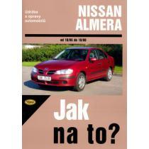 Nissan Almera - Jak na to?