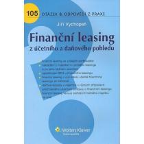 Finanční leasing z účetního a daňového pohledu Vychopeň