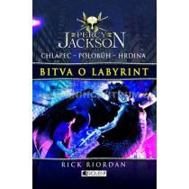Bitva o labyrint - Percy Jackson