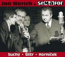 Jan Werich a Semafor - CD