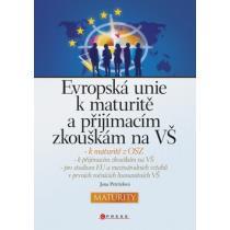 Evropská unie k maturitě a přijímacím zkouškám na VŠ Petrželová