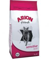 Arion Cat Sensitive Lamb Rice 15 kg