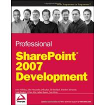 Professional Share, Point 2007 Development - John Holliday et al.