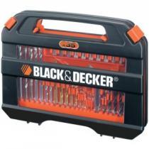 Black & Decker  A7152 35dílná sada vrtáků a bitů
