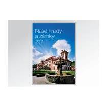 Nástěnný kalendář Naše Hrady a Zámky 2011