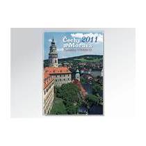 Nástěnný kalendář Čechy a Morava