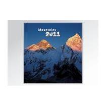Nástěnný kalendář Hory