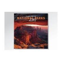 Nástěnný kalendář Národní parky