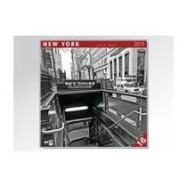 Nástěnný kalendář New York