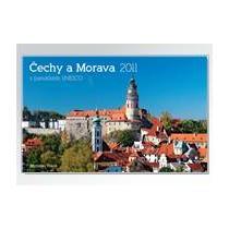 Stolní kalendář Čechy a Morava