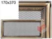 Amstal - Krbová mřížka 17x37cm rustikální