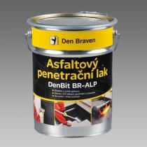 Den Braven DenBit BR-ALP 4,5kg - asfaltový penetrační lak