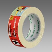 Maskovací krepová páska 50mm x 50m