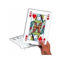Obří karty pro důchodce