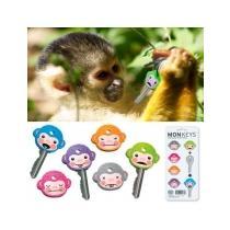 Opice na klíče
