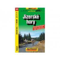Shocart cyklomapa Jizerské hory,103