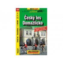 Shocart cyklomapa Český les, Domažlicko,134