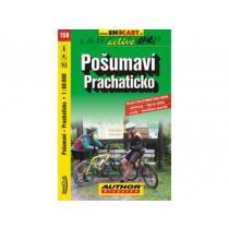 Shocart cyklomapa Pošumaví,Prachaticko,158