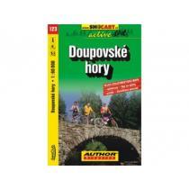 Shocart cyklomapa Doupovské hory,123