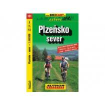 Shocart cyklomapa Plzeňsko sever,131