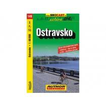 Shocart cyklomapa Ostravsko,149