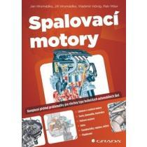 Spalovací motory - Hromádko Jan