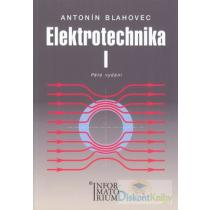 Elektrotechnika I - Blahovec Antonín