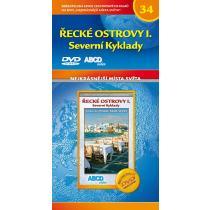 Řecké ostrovy I. - Severní Kyklady - Nejkrásnější místa světa DVD
