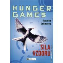 Hunger Games - Síla vzdoru - Collins Suzanne