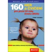 160 her a cvičení pro první tři roky dítěte - Warner Penny