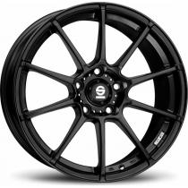 Sparco Gara (Black) 7x16 5x115 ET32