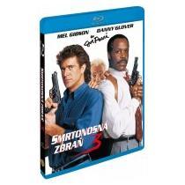 Smrtonosná zbraň 3 Blu-ray