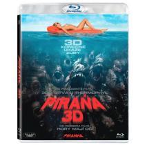 Piraňa (2D+3D BLU-RAY)