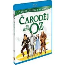 Čaroděj ze země Oz: Zpívej s filmem (Wizard of Oz: Sing Along Edition ) Blu-ray