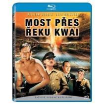 Most přes řeku Kwai (The Bridge On The River Kwai) Blu-ray