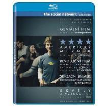 Sociální síť (Social Network) Blu-ray