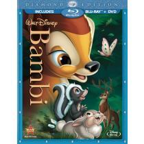 Bambi +DVD Blu-ray