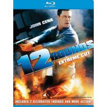 12 kol (12 Rounds ) Blu-ray