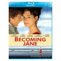 Vášeň a cit (Becoming Jane) Blu-ray