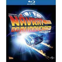 Návrat do budoucnosti trilogie (3BD) - BLU RAY