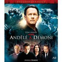 Andělé a démoni Blu-ray