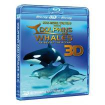 Delfíni a velryby 3D: Tuláci oceánů Blu-ray