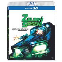 Zelený sršeň 3D Blu-ray