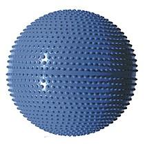 Insportline Gymnastický a masážní míč 55 cm