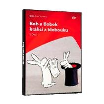 Bob a Bobek: králíci z klobouku DVD