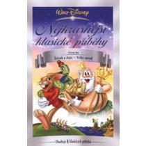 Nejkrásnější klasické příběhy 4 Disney (Disney Fables 4) DVD