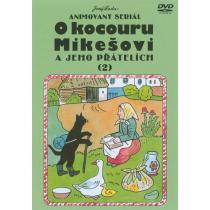 O kocouru Mikešovi 2 DVD