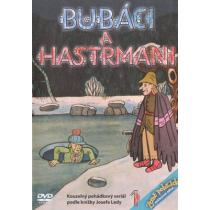 Bubáci a hastrmani 1 DVD
