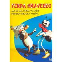 Ferda Mravenec Loutkový DVD