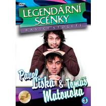 Liška & Matonoha - Legendární scénky DVD
